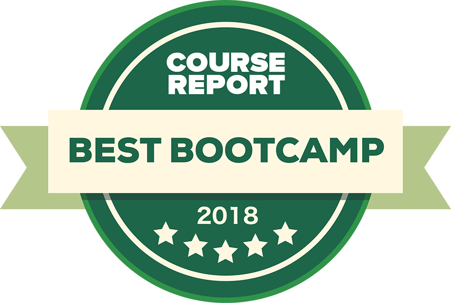 Best bootcamp badge course report green 2018