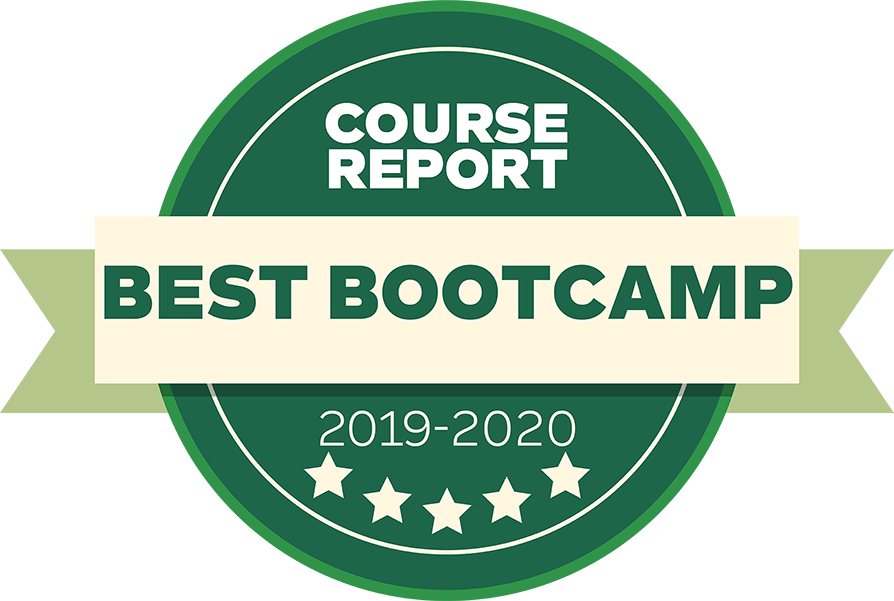 Best bootcamp badge course report green 2019