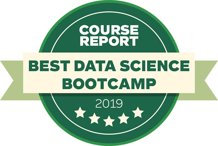 Best data science bootcamp green 2019