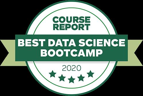 Best data science bootcamp white 2020