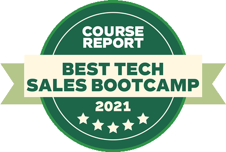 Best tech sales bootcamp green 2021