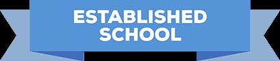 Established school badge